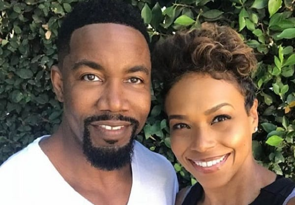 American actor Michael Jai White reveals that he and his wife are Ghanaians