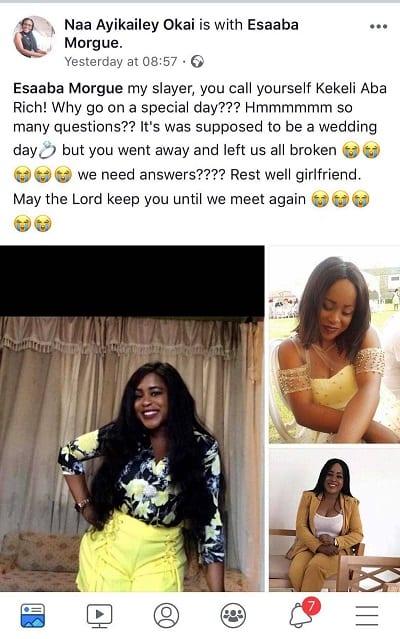 Ghana: Elle meurt dans son sommeil à la veille du jour de son mariage