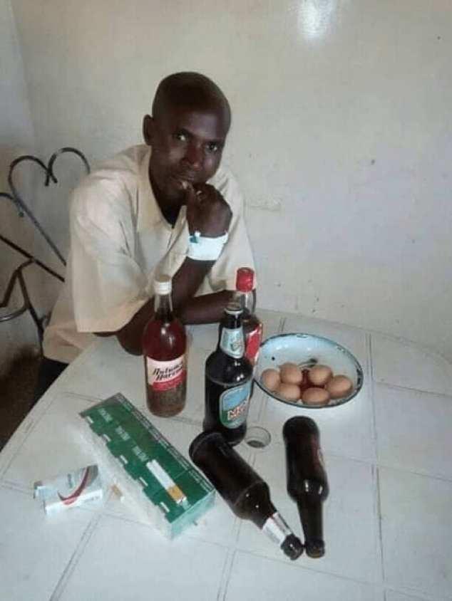 Zambie: atteint d'un cancer, il s'évade de l'hôpital pour aller boire de la bière et fumer