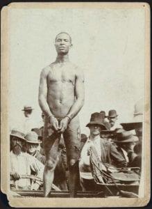 Frank Embree : accusé de viol à tort, lynché et pendu, ses photos sont utilisées pour des cartes postales (photos)