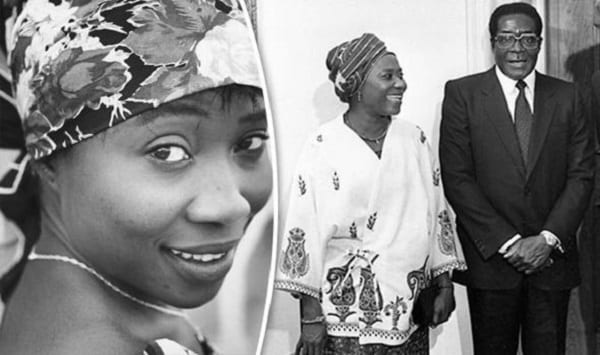 Robert Mugabe: discover in photos his first wife ... a Ghanaian