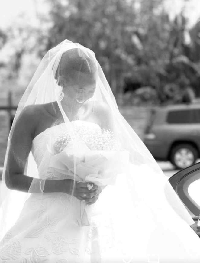 Rwanda: discover in pictures the wedding of Ange Kagamé, the President's daughter