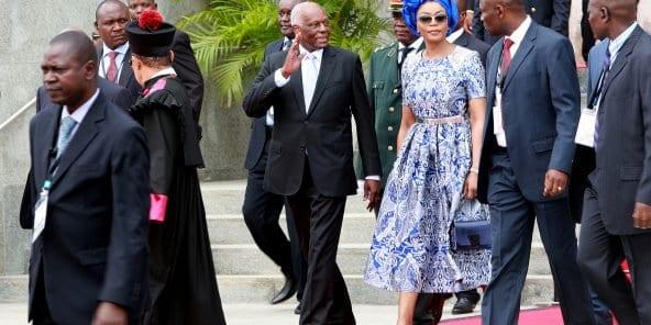 Angola: President José Eduardo dos Santos's new life is far from rosy