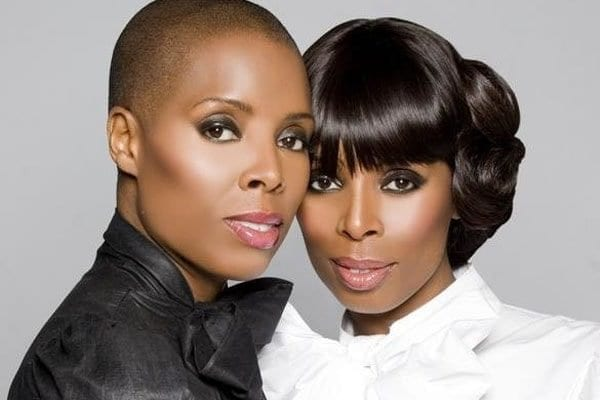 Discover 5 black american celebrities who have a twin or twin (photos)
