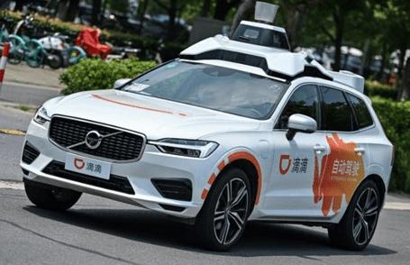 Chine: les taxis sans chauffeurs désormais en circulation