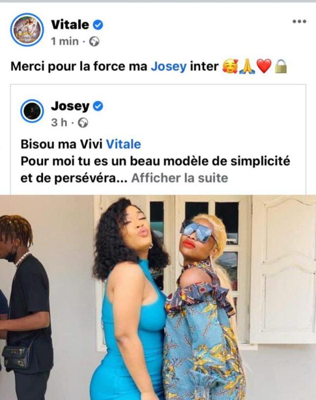 Côte d'Ivoire / Affaire Vitale humiliée à Paris : Josey réagit à son tour