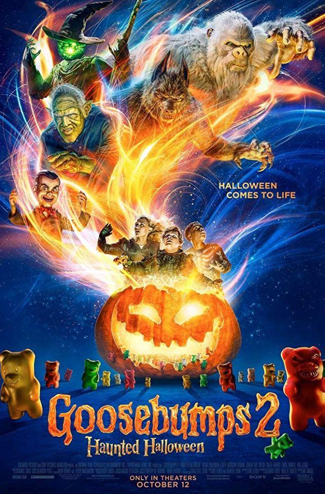 Goosebumps 2 Haunted Halloween
