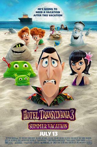 Hotel Transylvania 3 A Monster Vacation