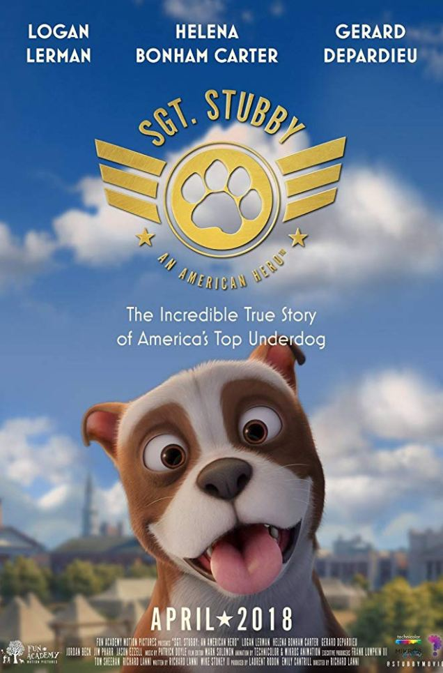 Sgt Stubby An American Hero