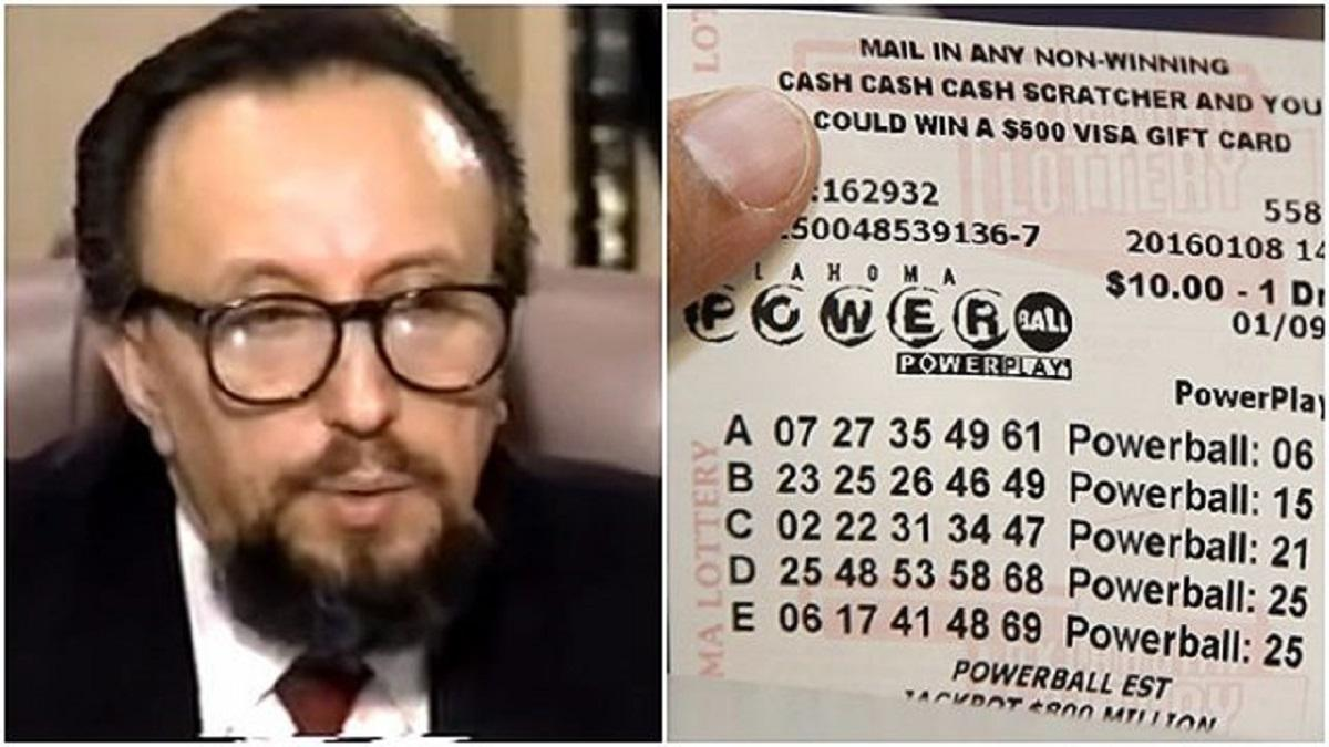 A mathematician who won lotto 14 times by betting on all possible numbers