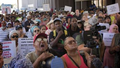 Photo of South Africa: Concerns about Agrarian Reform Project