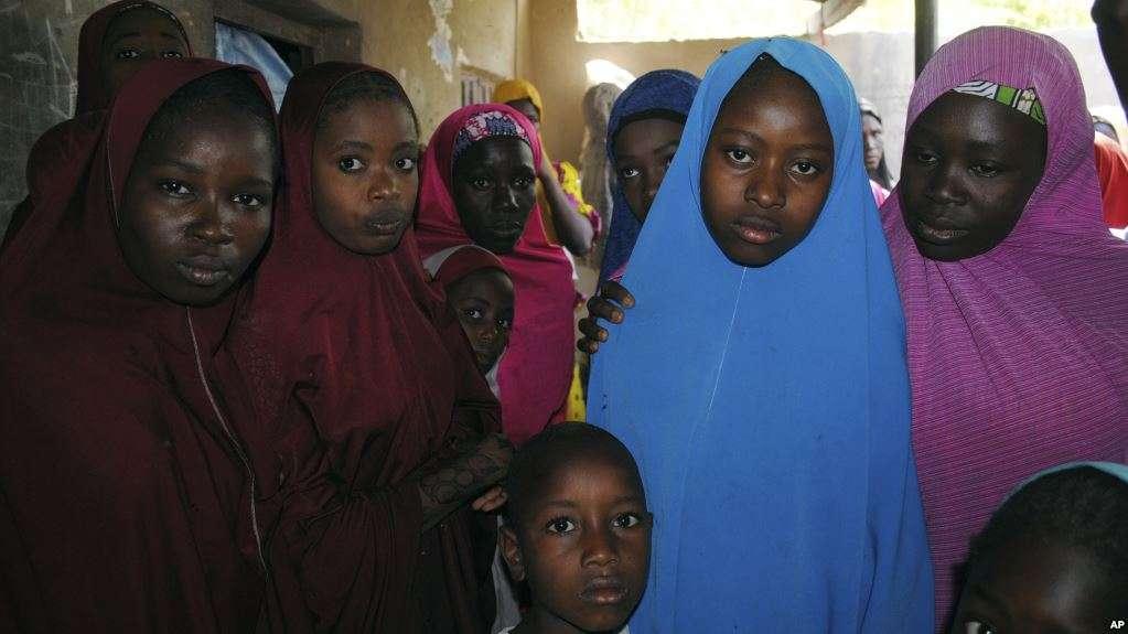 In Dapchi, President Buhari pledges the release of schoolgirls