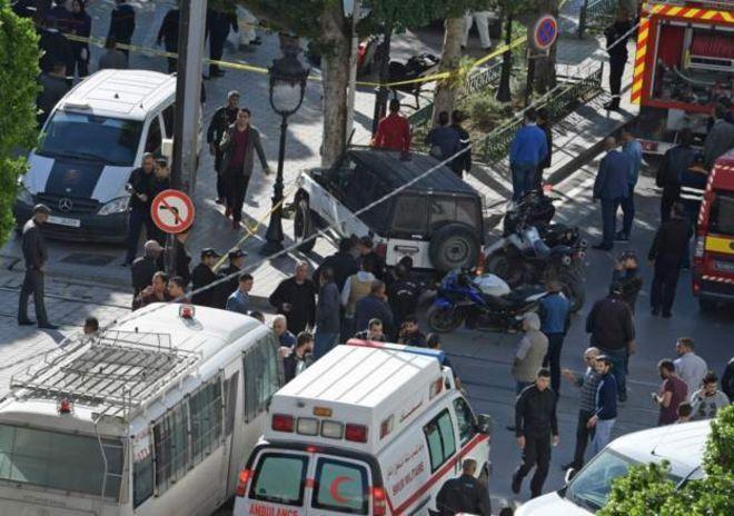 """Photo of Tunisia: Nine injured in """"terrorist explosion"""" in Tunis"""