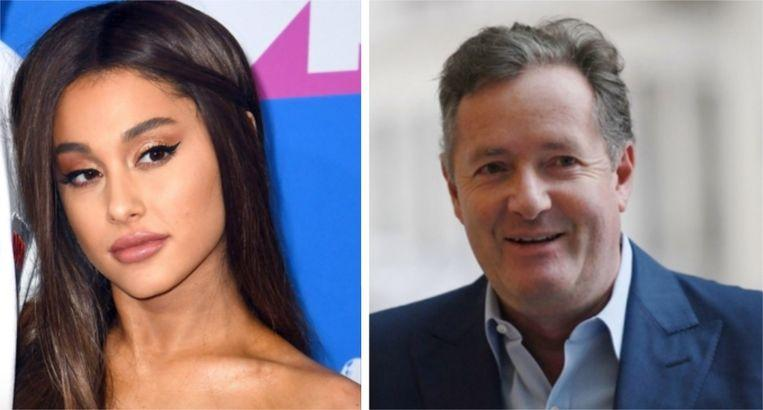 "Photo of Ariana Grande goes to Piers Morgan: ""keep fighting the fight divas"""