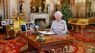 Photo of Queen Elizabeth corona speech leaked