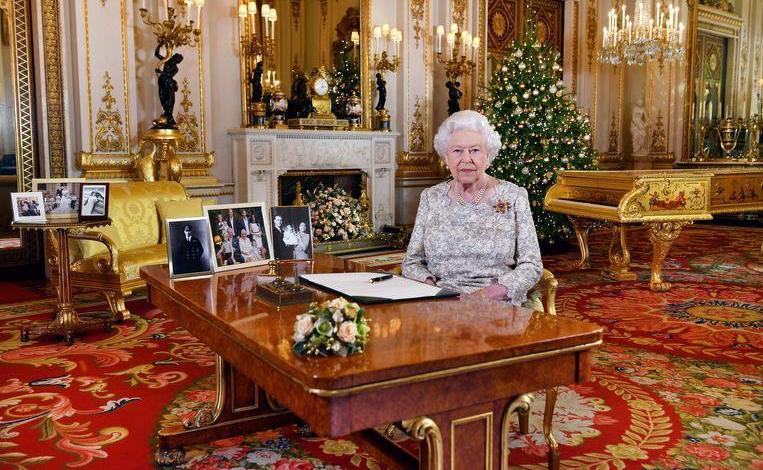 Photo of Queen Elizabeth corona speech leaked