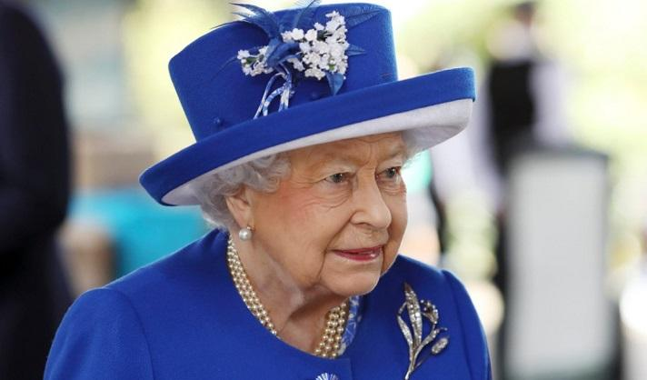 """Photo of Queen Elizabeth gives British heart: """"We will overcome this crisis"""""""