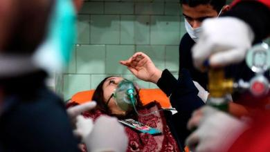 """Photo of """"Chlorine gas attack by rebels is fabrication of Russia and Syria"""""""