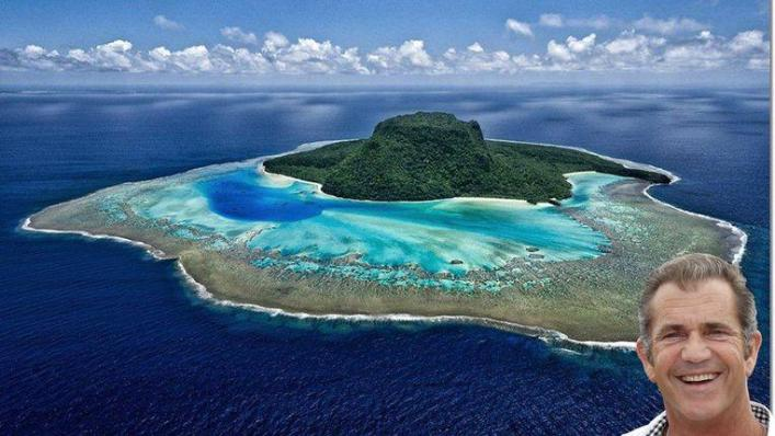 Most beautiful private islands of the stars [photos]