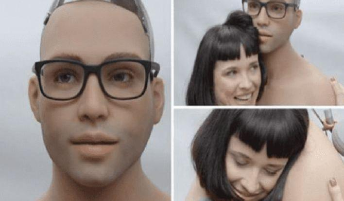A robot with 30cm throws fearful warning to men [Photos]