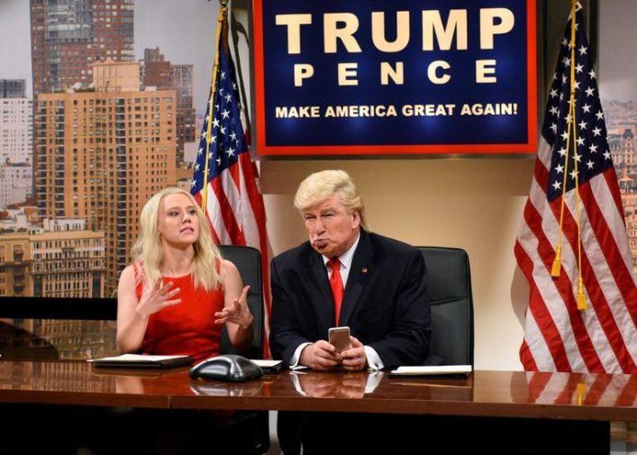 Alec Baldwin starts a feud with Donald Trump Jr.