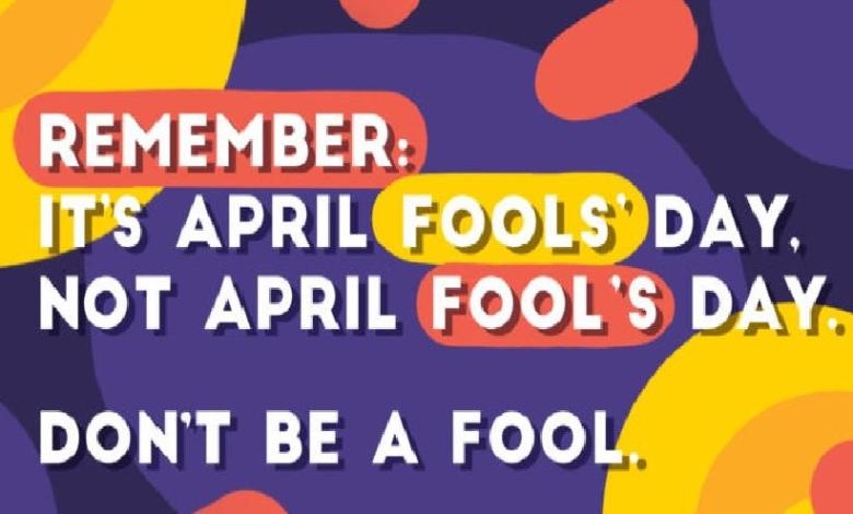 Photo of The very worst April fool jokes ever