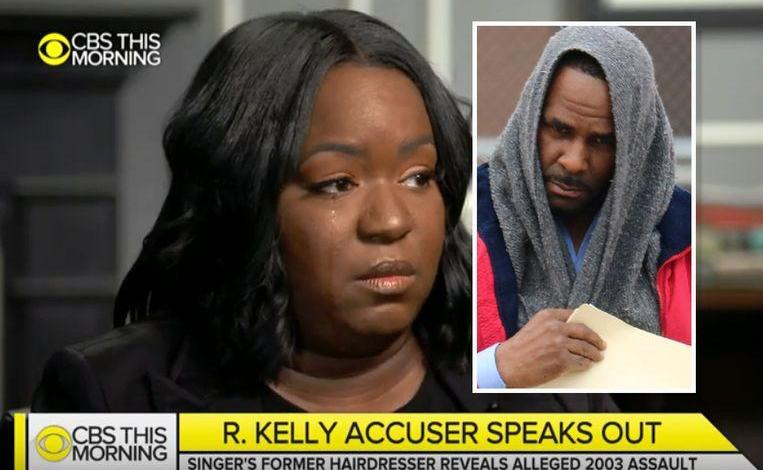 Photo of R. Kelly's third request for release was also rejected