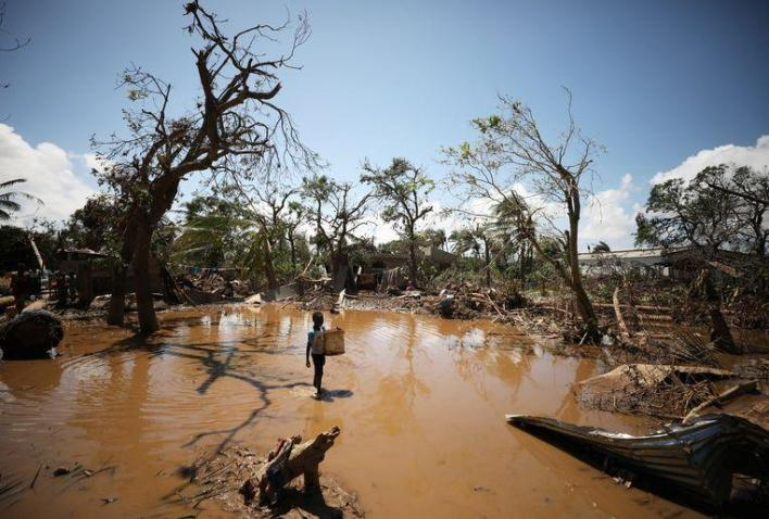 Hurricane Idai: Death rises above 770, aids fear disease outbreaks
