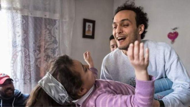 Photo of Egyptian photojournalist released after 5 years in prison