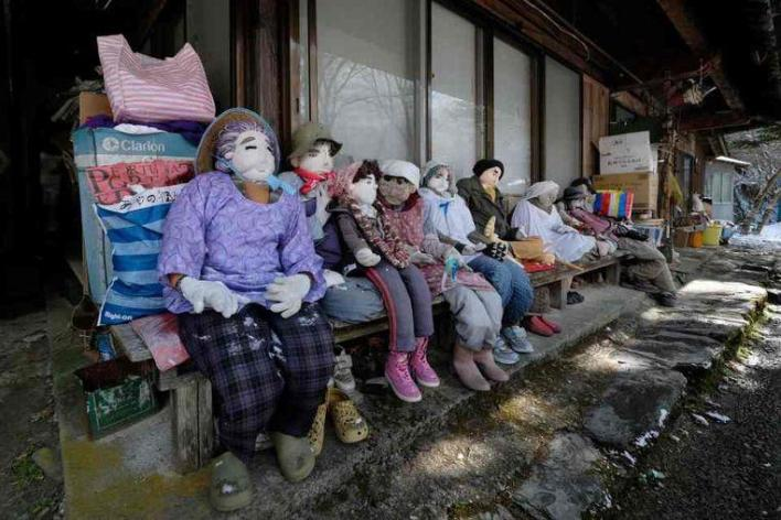 More dolls than people live in this deflated Japanese village