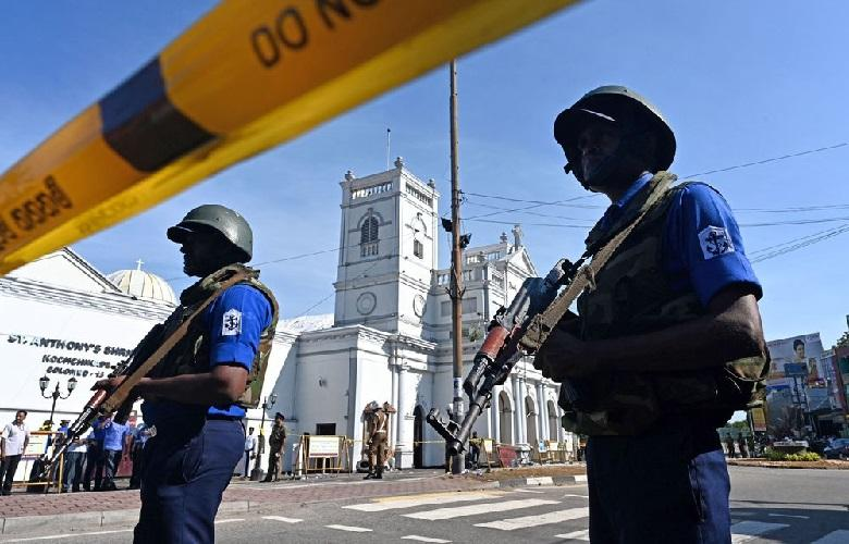 Who are the victims of the bloody attacks in Sri Lanka?