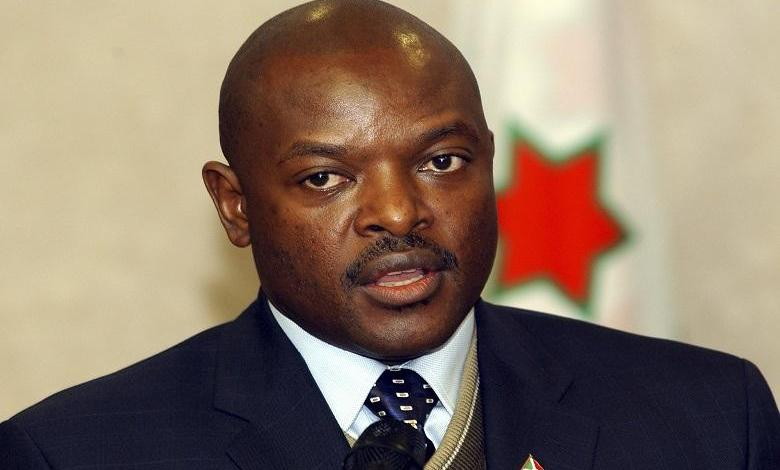 Photo of Burundian President accused of human rights violations