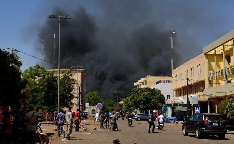 Photo of Dozens of terrorist storm church in Burkina Faso: priest, churchgoers killed