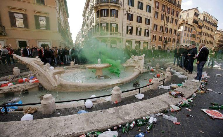 Photo of Mayor of Rome wants to blacklist destructive tourists