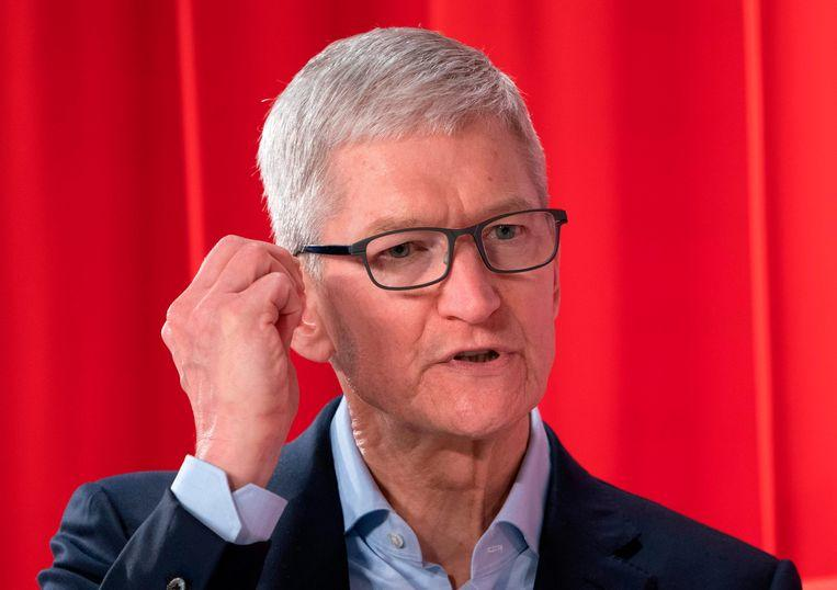 "Apple CEO Tim Cook: ""Digital privacy is in crisis"""