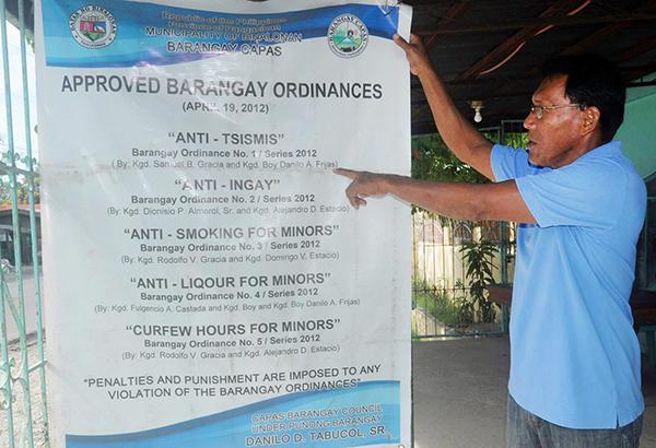 Binalonan, Filipino village where nobody is allowed to gossip