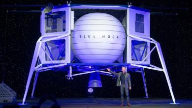 Photo of Jeff Bezos brings people to the moon by 2024