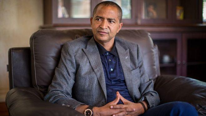Congolese opponent in exile, Moise Katumbi, back in DR Congo today