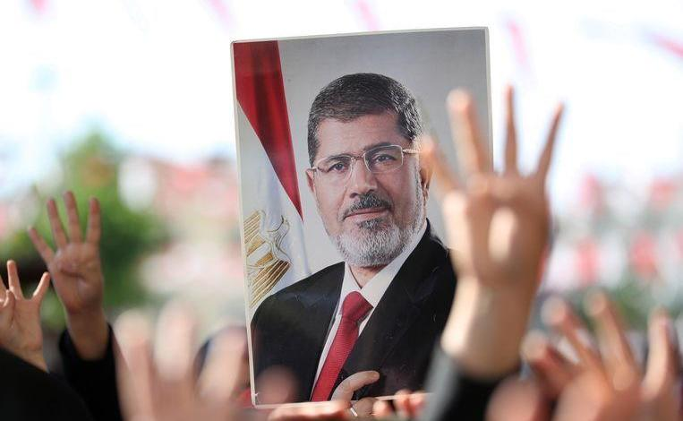 "Photo of Egypt refutes Erdogan accusations: ""No evidence that Morsi was killed"""