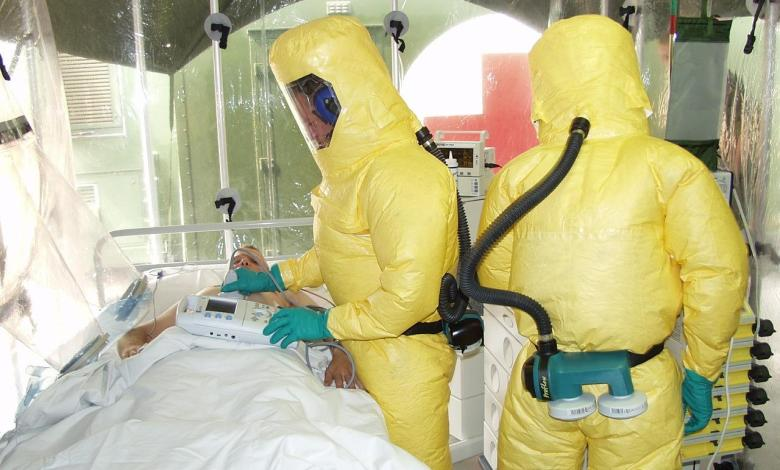 Photo of New Ebola epidemic in northwest Congo