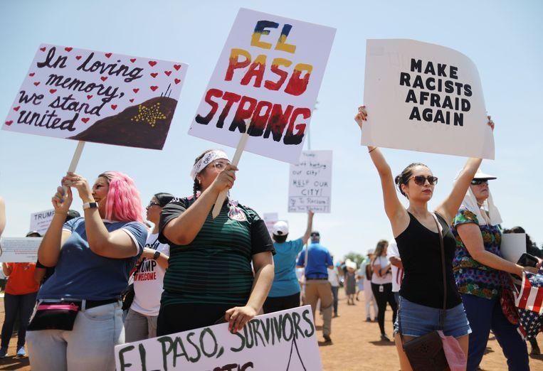 El Paso attack: Mexico rejects 'hate discourse' and 'white supremacy'