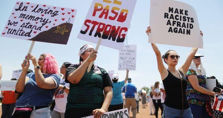 Photo of El Paso attack: Mexico rejects 'hate discourse' and 'white supremacy'