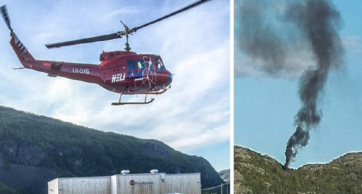 "Helicopter drama at music festival, five visitors died: ""We are in shock"""