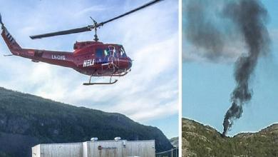 """Photo of Helicopter drama at music festival, five visitors died: """"We are in shock"""""""
