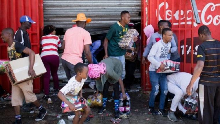 Photo of Unemployment fuels xenophobia in South Africa