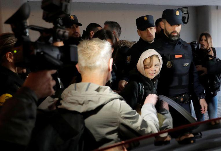 """Thunberg in Madrid: """"We can't wait any longer, people are dying"""""""