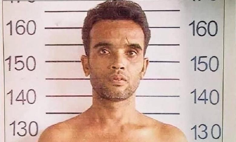 Photo of Thai serial killer 'Jack the Ripper' strikes again after the release