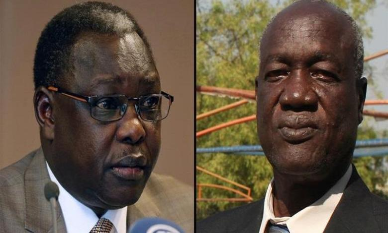 Photo of Two South Sudanese ministers sanctioned by the US