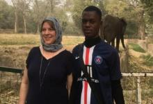 """Photo of """"Nigerian ladies don't know how to love"""" – Nigerian guy(23) explains why marrying American(46)"""