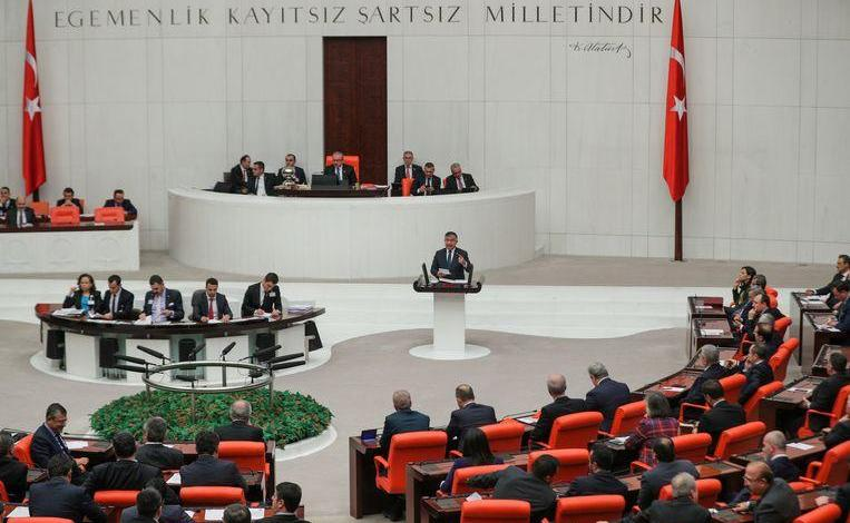 Photo of Turkish parliament approves of military action in Libya
